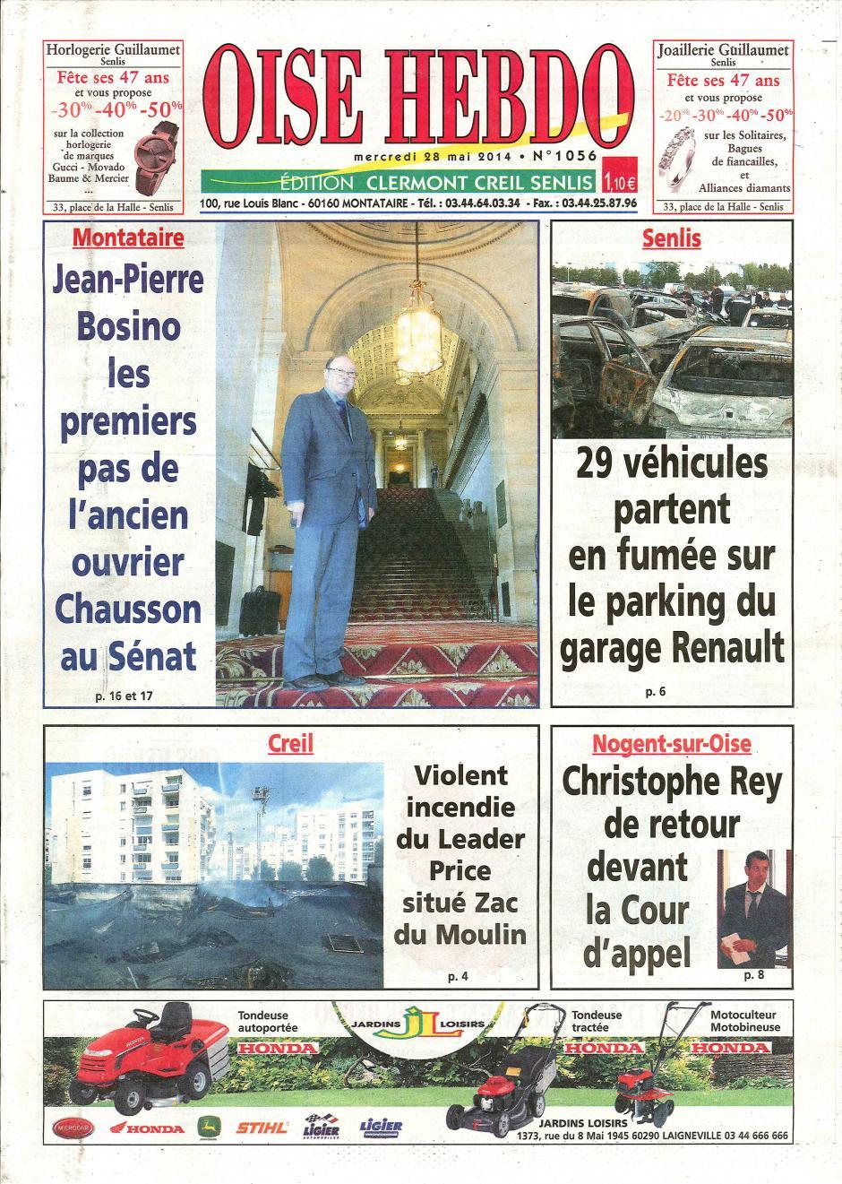 20140528-OH-Montataire-Les premiers pas de Jean-Pierre Bosino au Sénat dans le Palais du Luxembourg