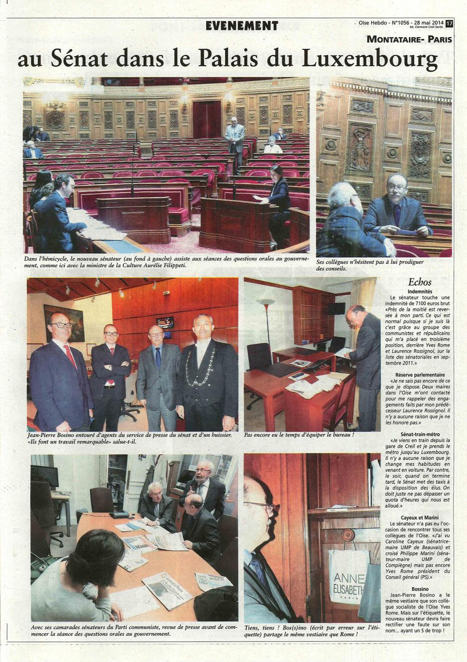 20140528-OH-Montataire-Les premiers pas de Jean-Pierre Bosino au Sénat dans le Palais du Luxembourg-b
