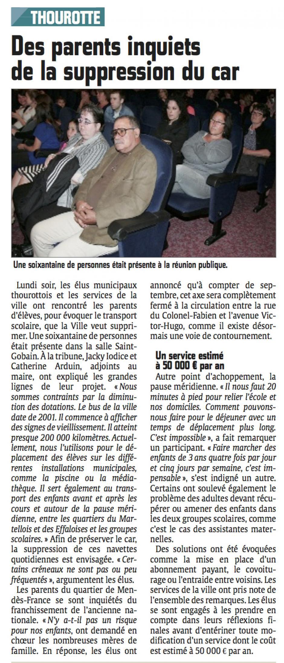20140604-CP-Thourotte-Des parents inquiets de la suppression du car