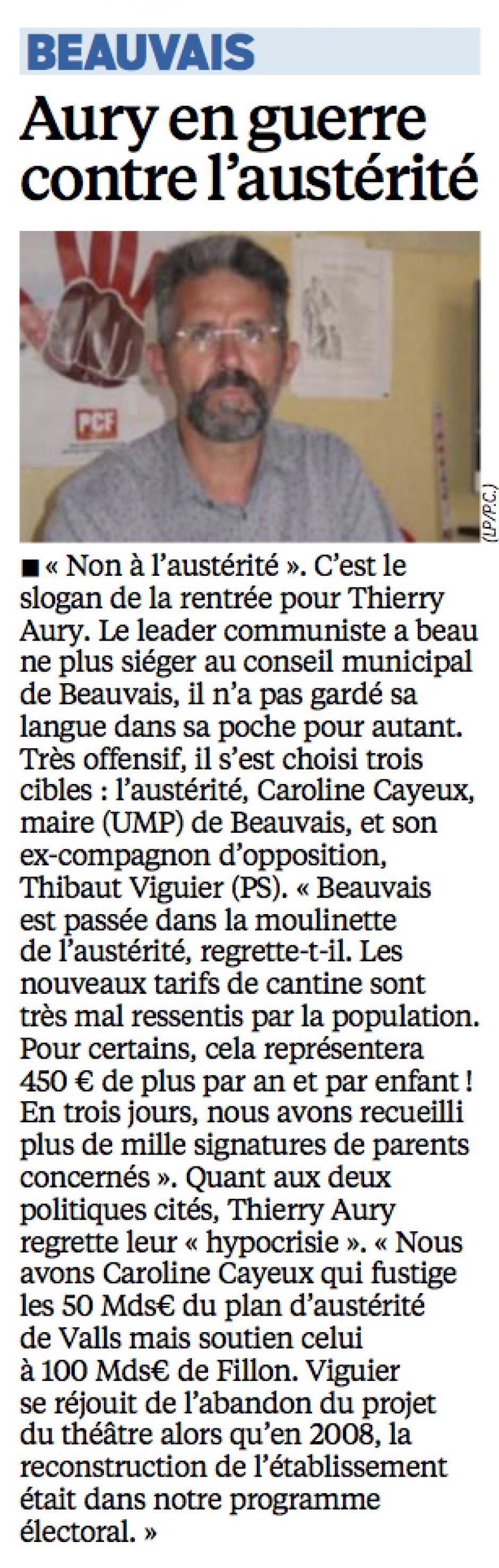 20140909-LeP-Beauvais-Thierry Aury en guerre contre l'austérité