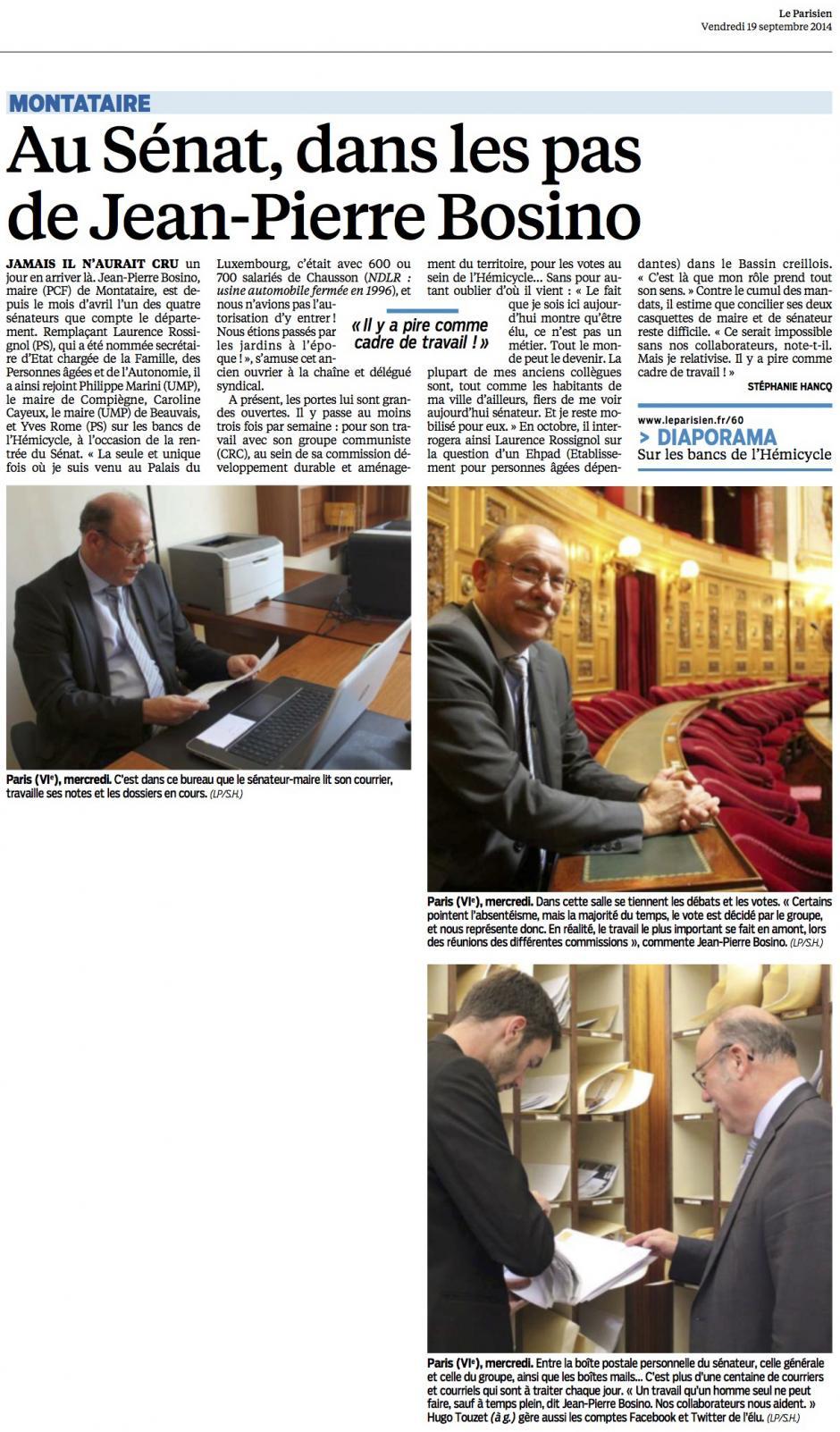 20140919-LeP-Montataire-Au Sénat, dans les pas de Jean-Pierre Bosino