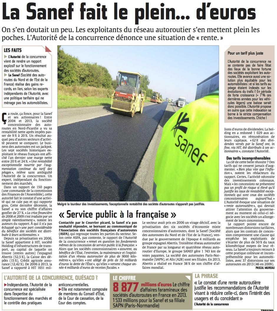 20140925-CP-Picardie-La Sanef fait le plein… d'euros