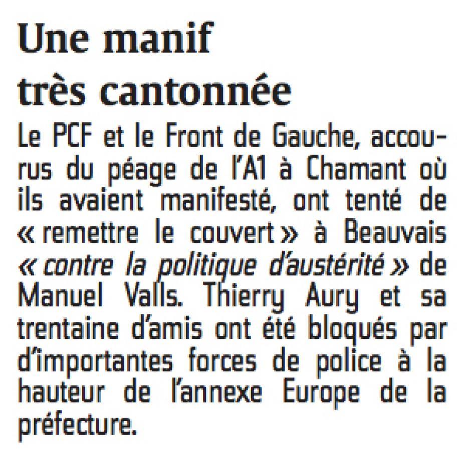 20141120-CP-Beauvais-Une manif très cantonnée