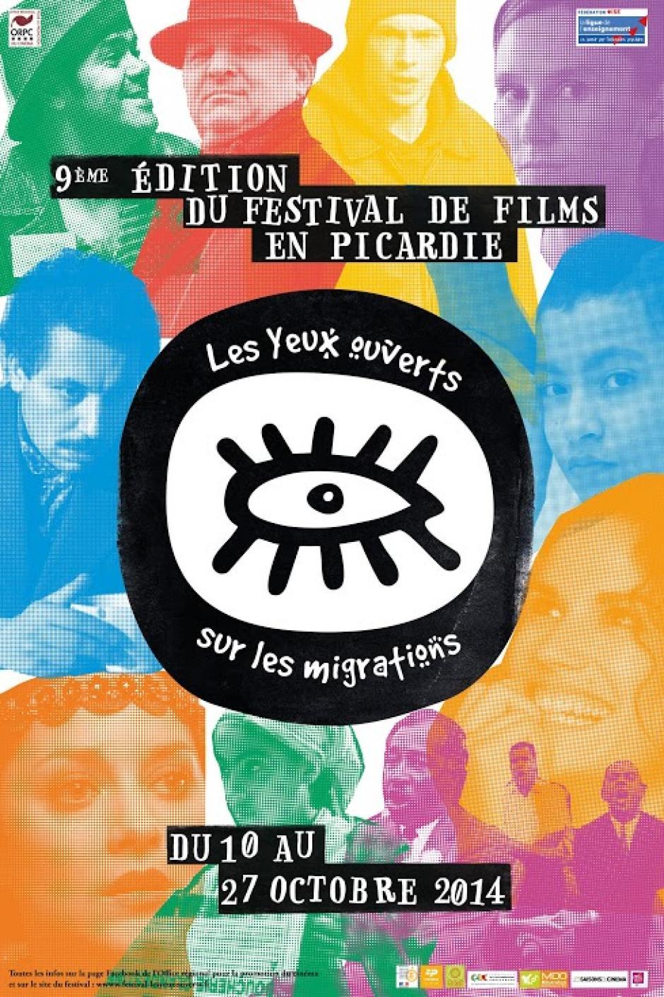 Du 10 au 27 octobre, Picardie - 9e édition « Les yeux ouverts sur les migrations »