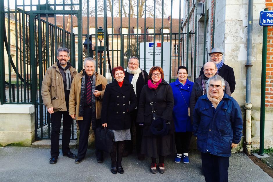 Austérité renforcée pour les communes : inacceptable ! - Oise, 22 janvier 2015