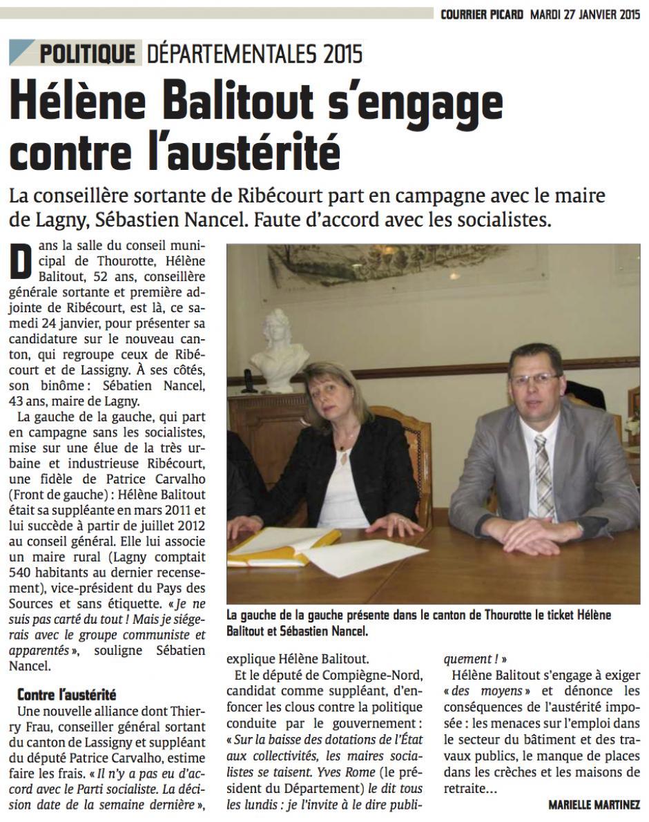 20150127-CP-Thourotte-D2015-OSEC60-Hélène Balitout s'engage contre l'austérité