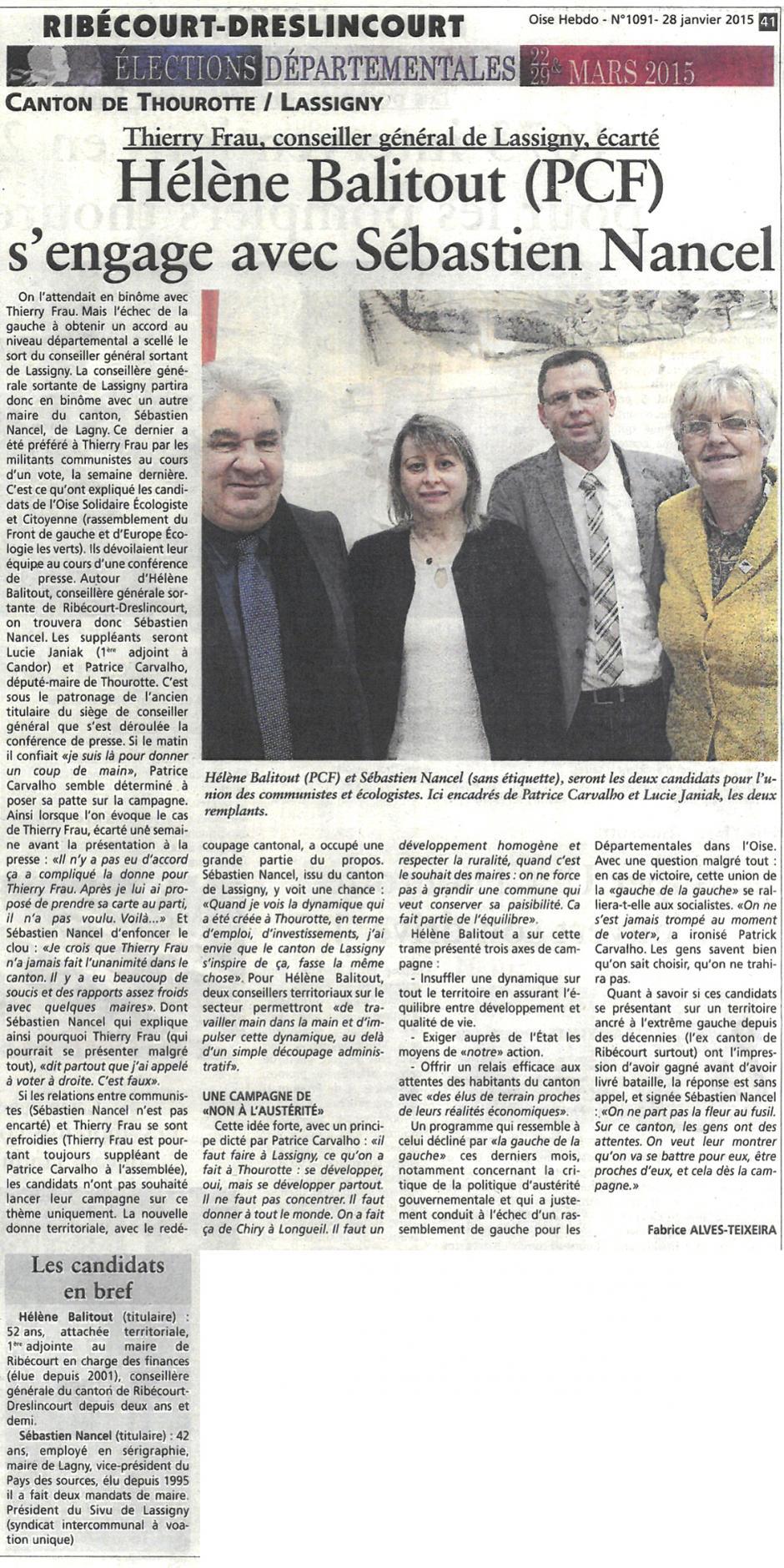 20150128-OH-Thourotte-D2015-Hélène Balitout (PCF) s'engage avec Sébastien Nancel