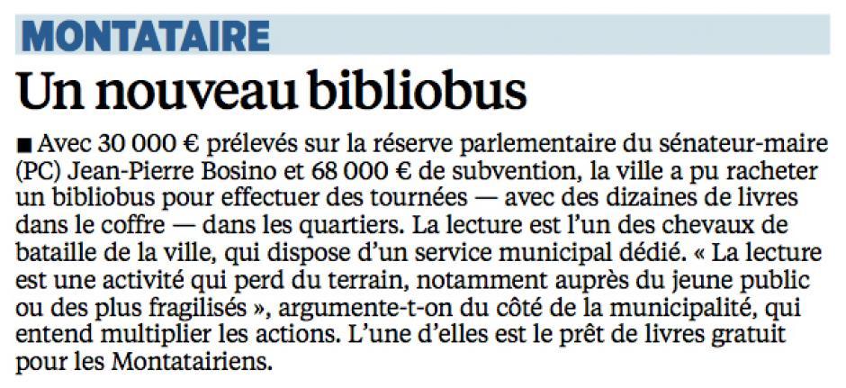 20150206-LeP-Montataire-Un nouveau bibliobus