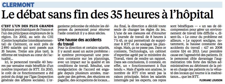 20150213-LeP-Clermont-Le débat sans fin des 35 heures à l'hôpital