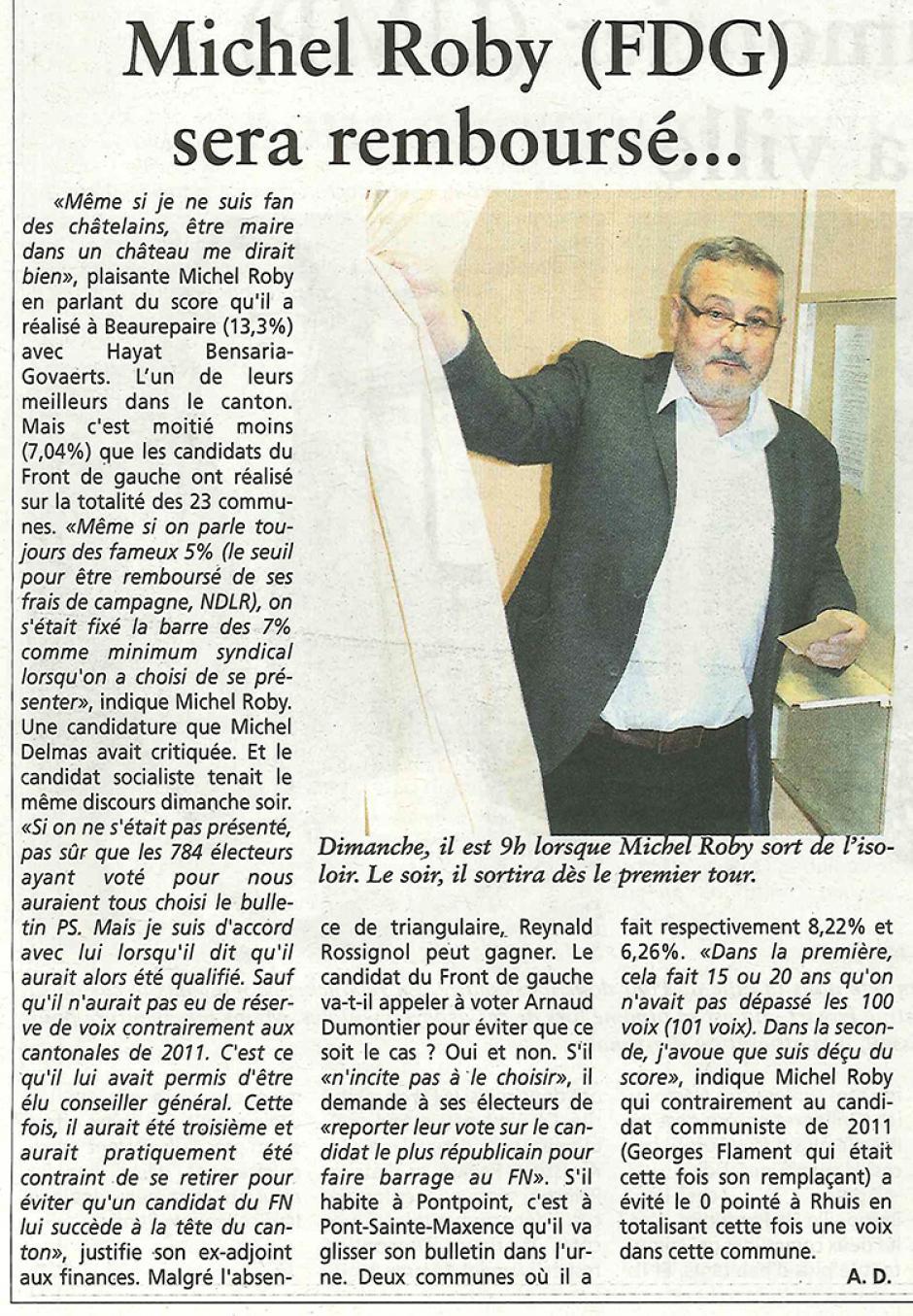 20150325-OH-Pont-Sainte-Maxence-D2015-Michel Roby sera remboursé…
