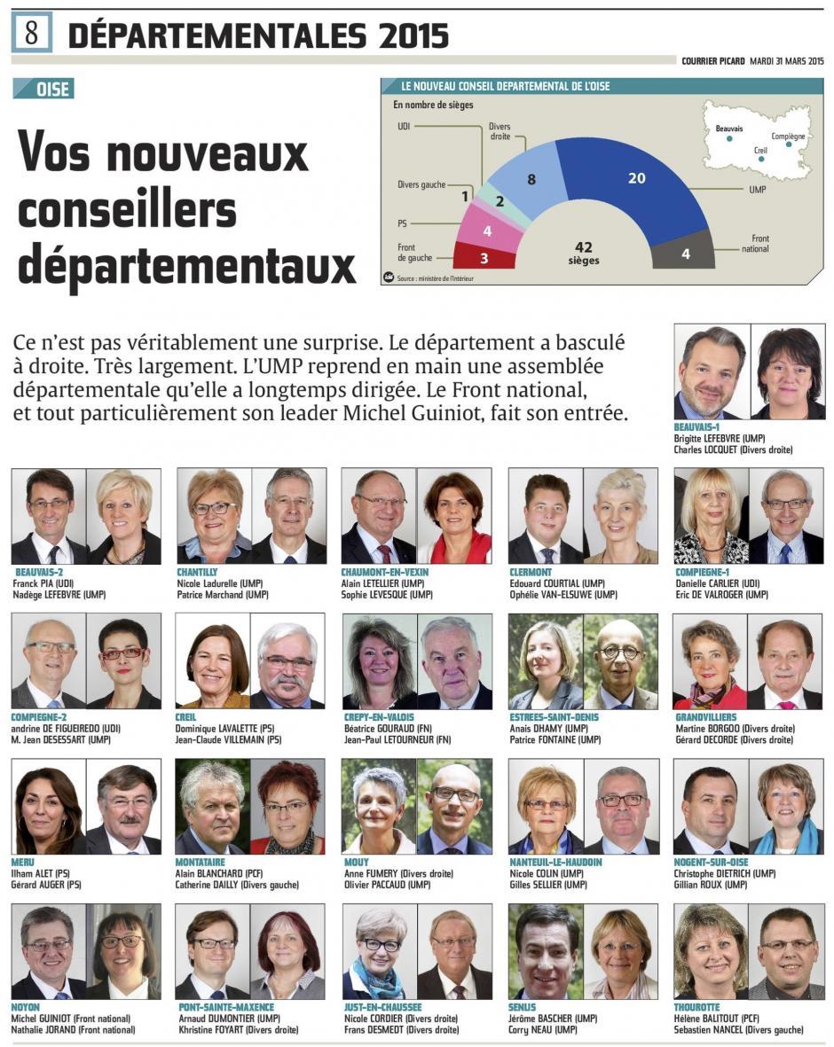 20150331-CP-Oise-D2015-Vos nouveaux conseillers départementaux