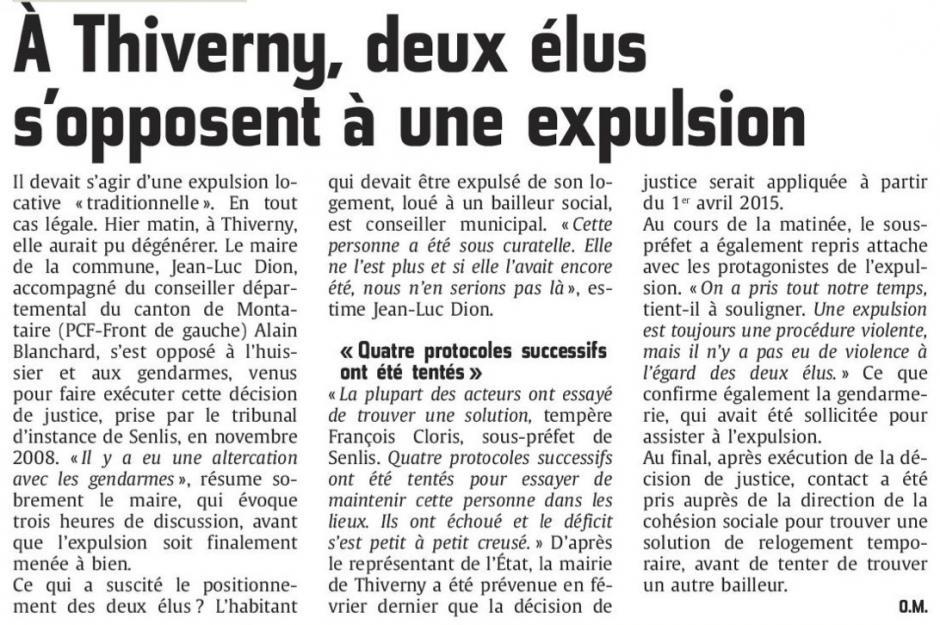 20150603-CP-Thiverny-Deux élus s'opposent à une expulsion [Alain Blanchard]