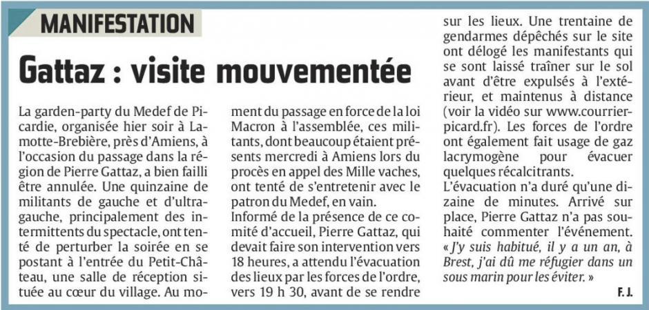 20150619-CP-Lamotte-Brebière-Gattaz : visite mouvementée [édition Amiens]
