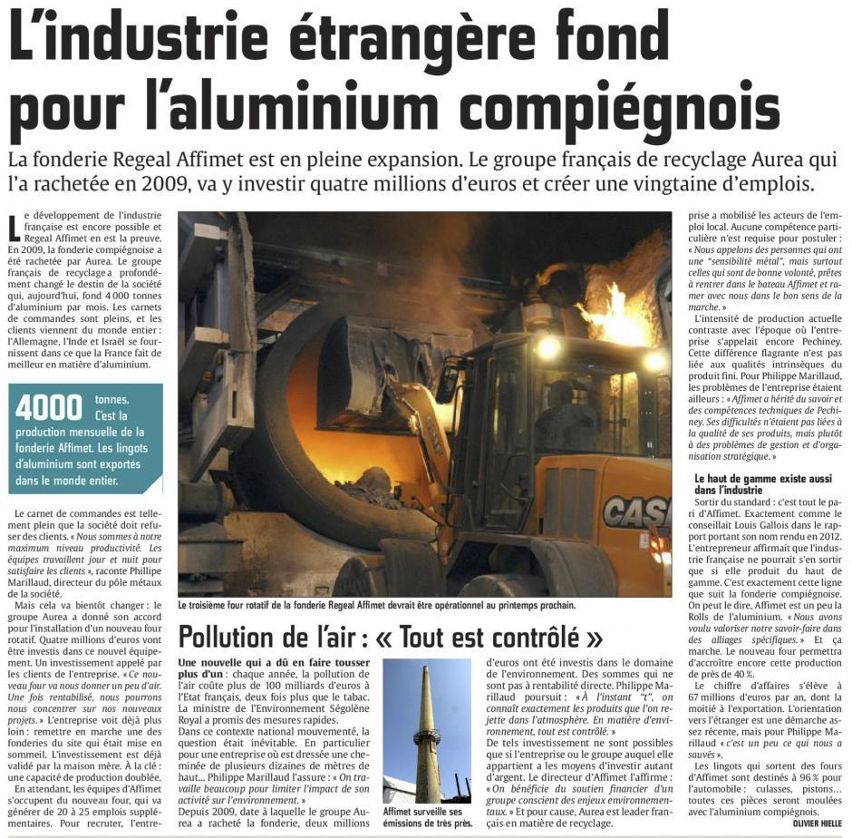 20150717-CP-Compiègne-L'industrie étrangère fond pour l'aluminium compiégnois [Affimet]