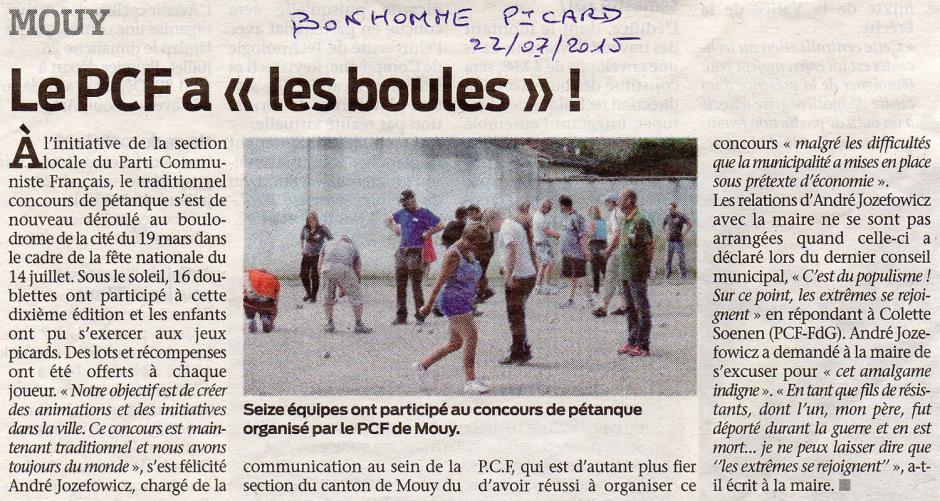 20150722-BonP-Mouy-Le PCF a « les boules » !