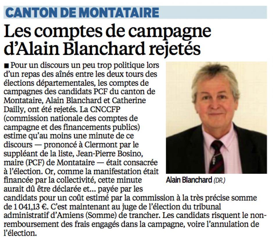 20150828-LeP-Montataire-D2015-Les comptes de campagne d'Alain Blanchard rejetés