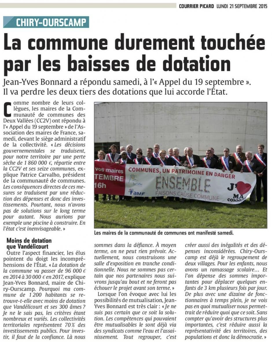 20150921-CP-Chiry-Ourscamp-La commune durement touchée par la baisse des dotations [Patrice Carvalho]
