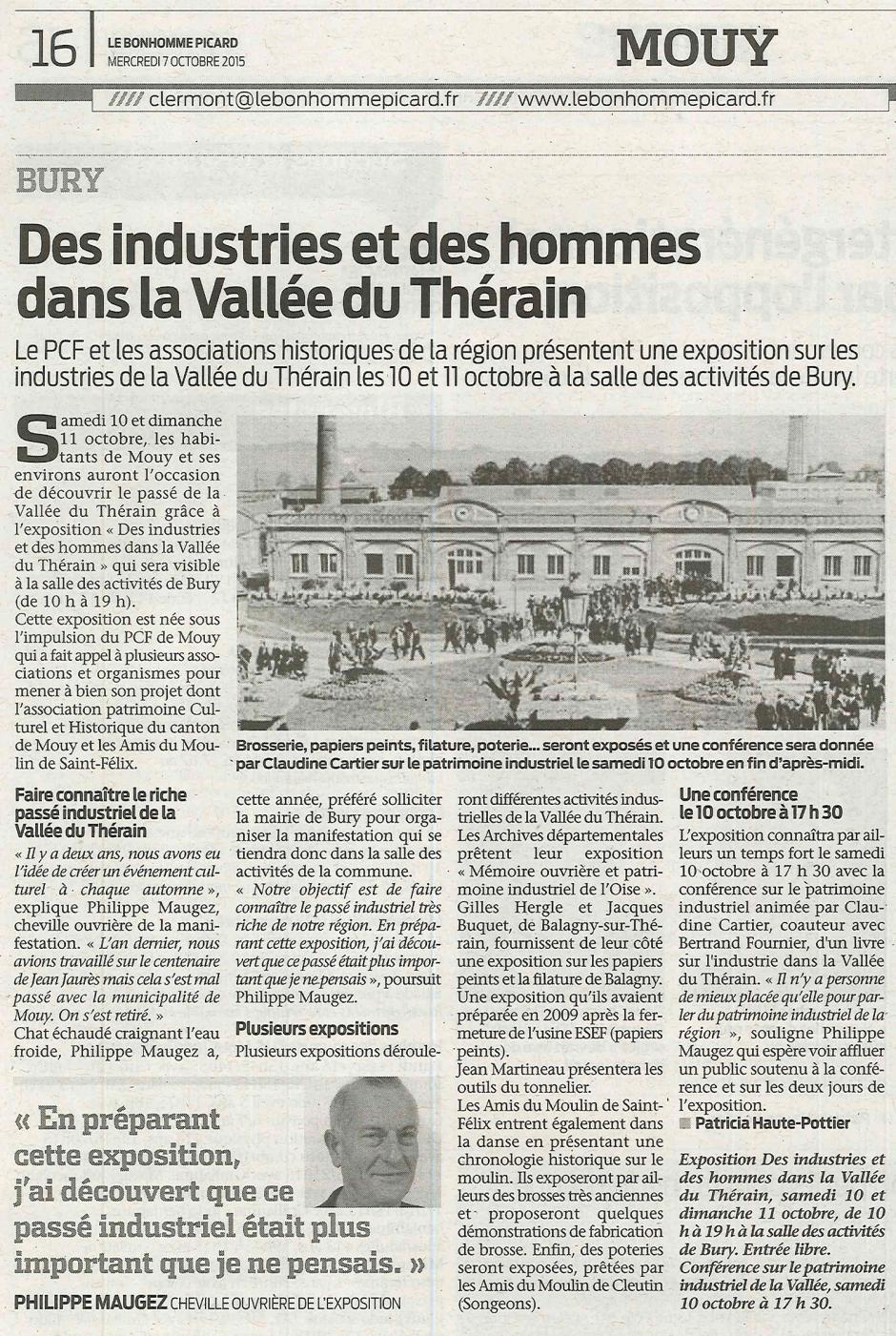20151007-BonP-Bury-Des industries et des hommes dans la vallée du Thérain