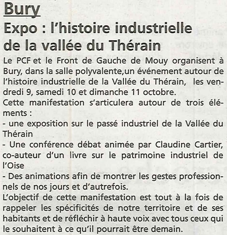 20151007-OH-Bury-Expo : l'histoire industrielle de la vallée du Thérain