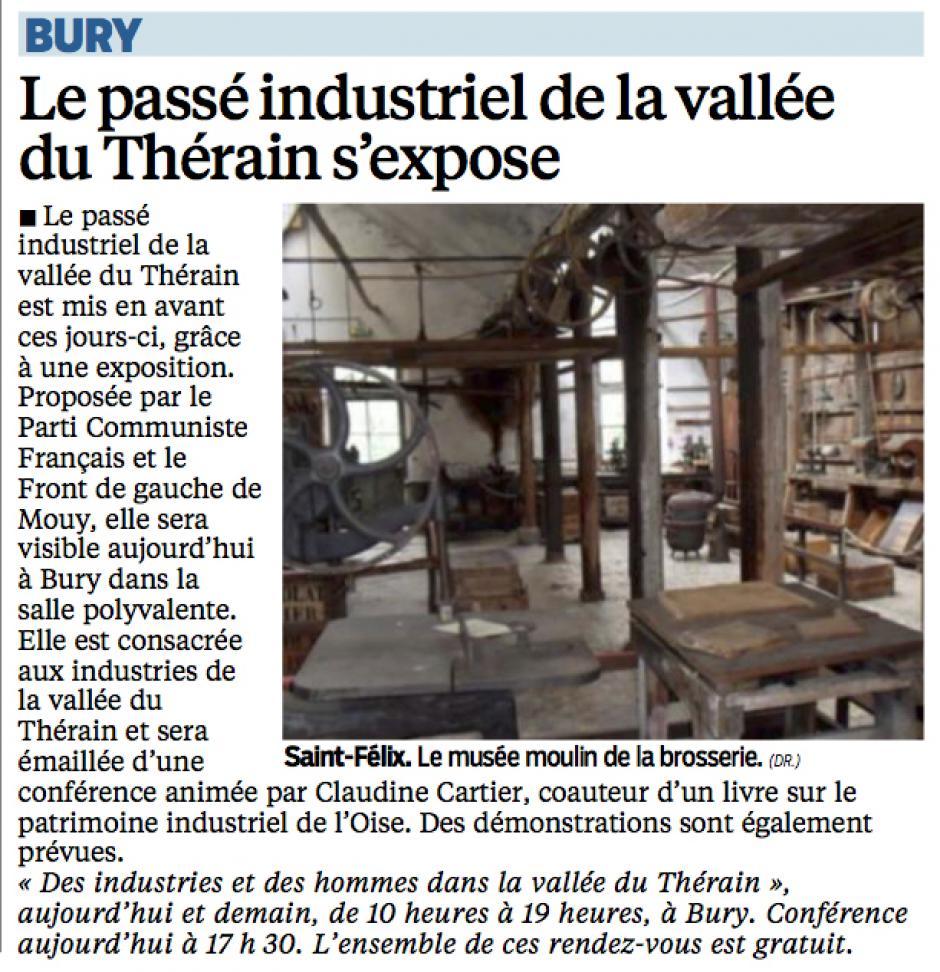 20151010-LeP-Bury-Le passé industriel de la vallée du Thérain s'expose