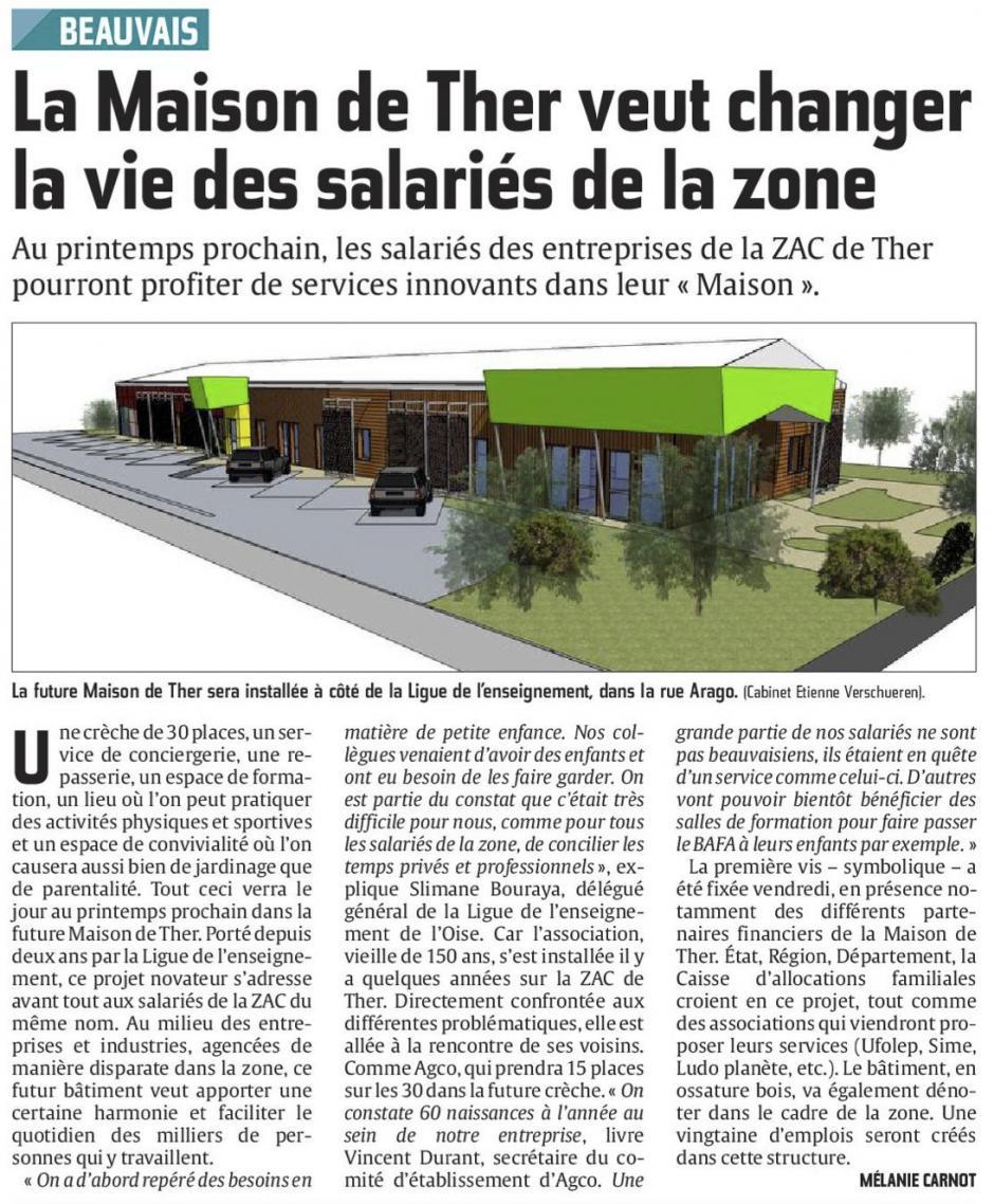 20151011 Cp Beauvais La Maison De Ther Veut Changer La Vie Des Salaries De La Zone Ligue De L Enseignement De L Oise Pcf Fr