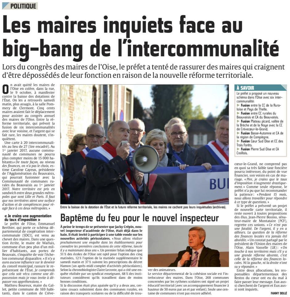 20151019-CP-Clermont-Les maires inquiets face au big-bang de l'intercommunalité