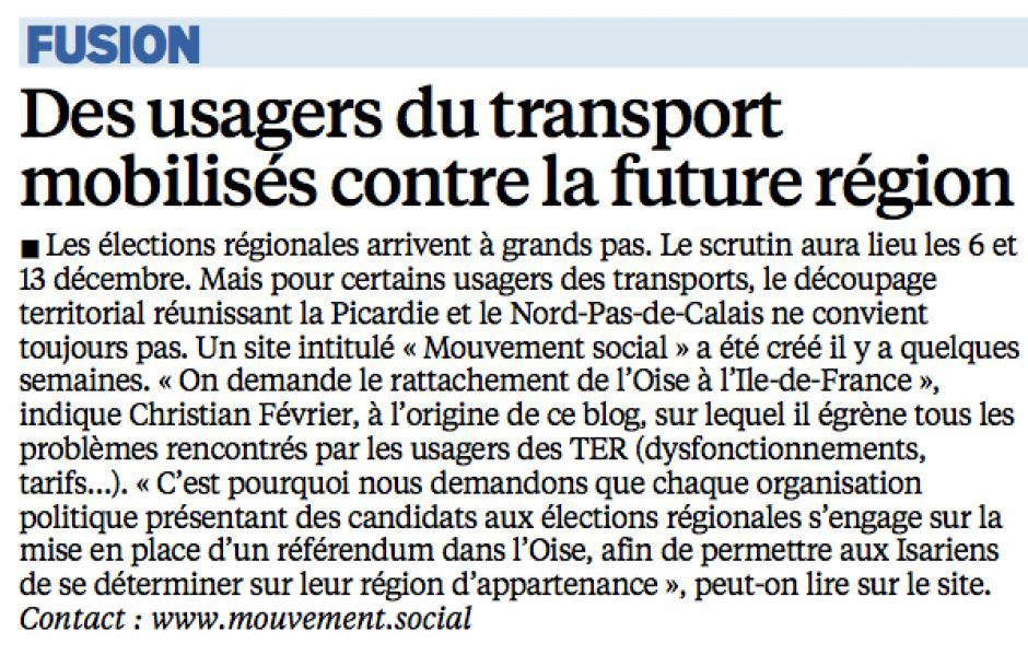 20151027-LeP-Oise-Des usagers du transport mobilisés contre la future région