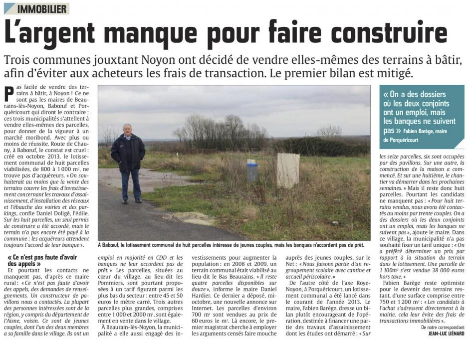 20151123-CP-Noyonnais-L'argent manque pour faire construire