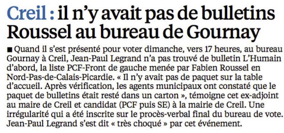 20151209-LeP-NPdCP-R2015-Creil : il n'y avait pas de bulletins Roussel au bureau Gournay