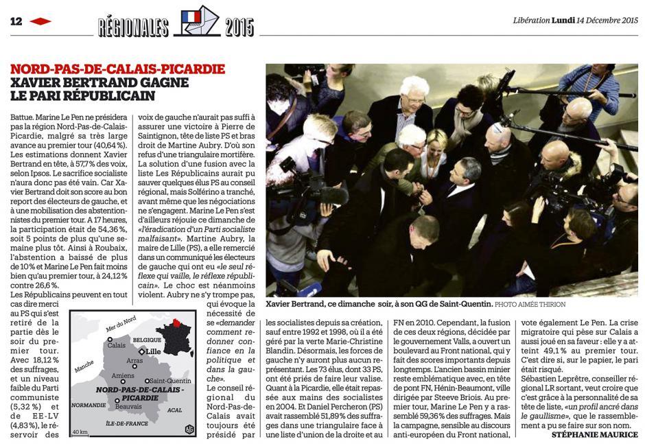 20151214-Libé-NPdCP-R2015-T2-Bertrand gagne le pari républicain
