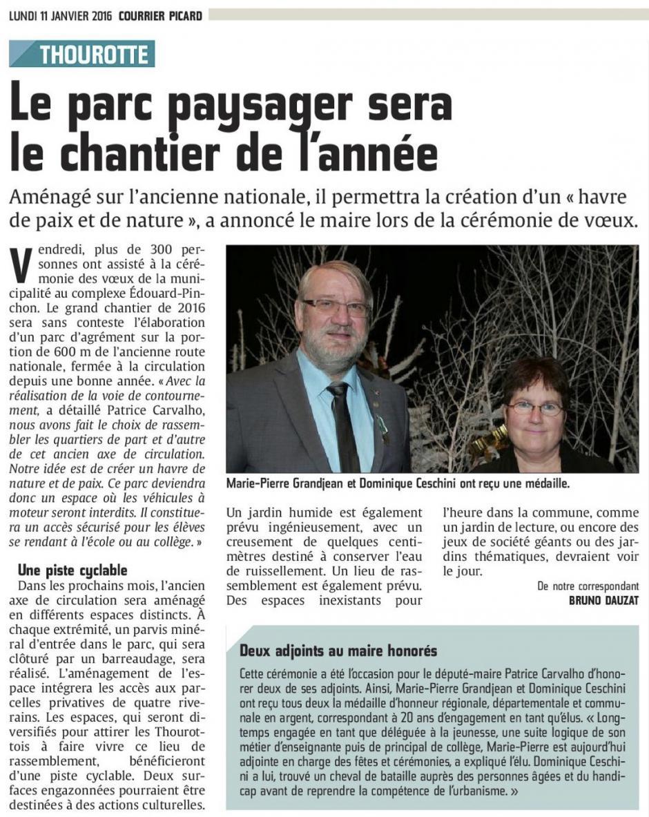 20160111-CP-Thourotte-Le parc paysager sera le chantier de l'année