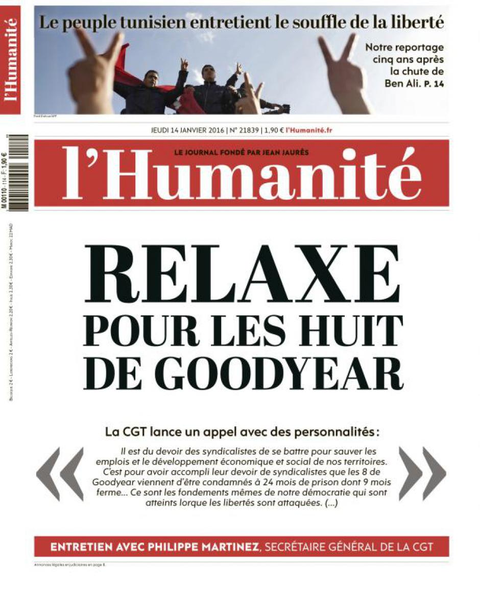 20160114-L'Huma-Une