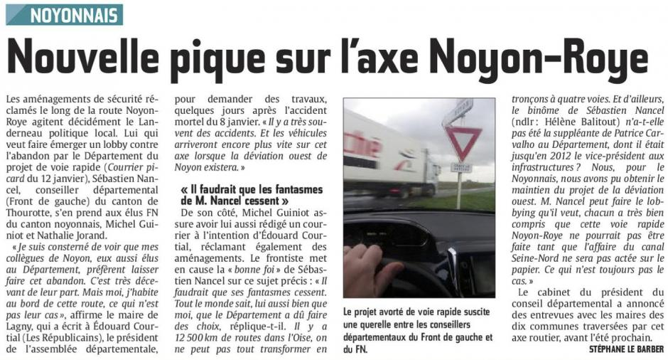 20160118-CP-Oise-Nouvelle pique sur l'axe Noyon-Roye