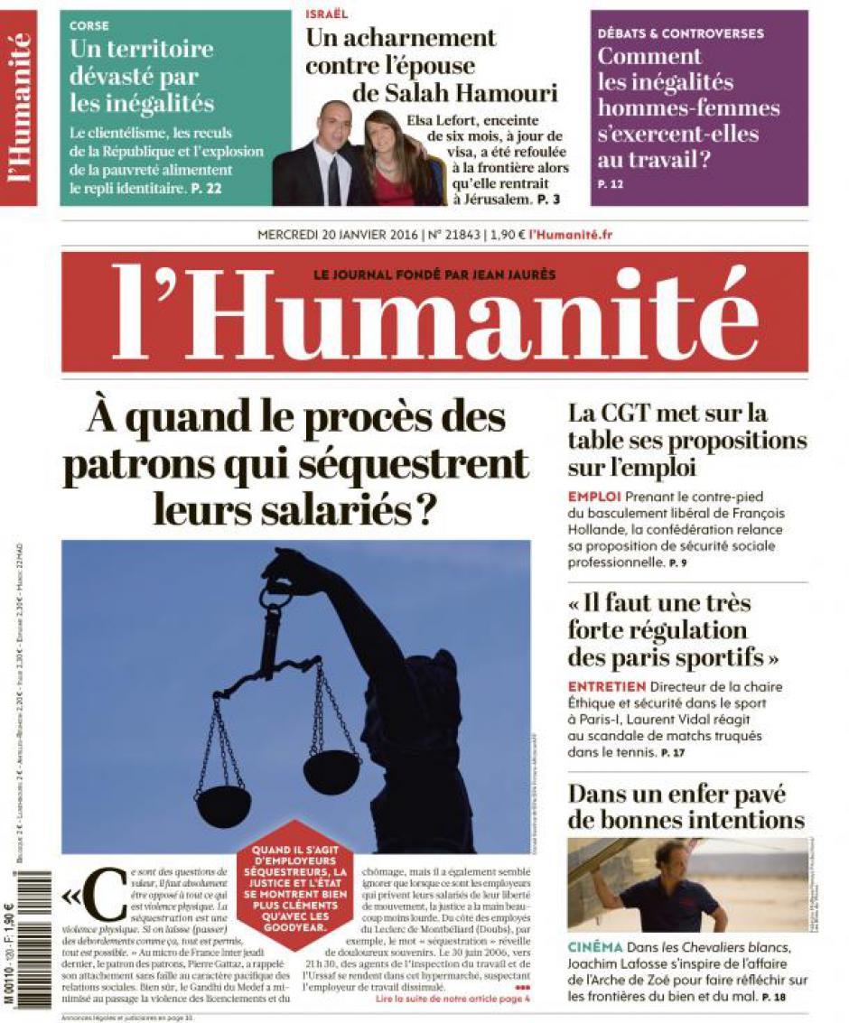 20160120-L'Huma-Une
