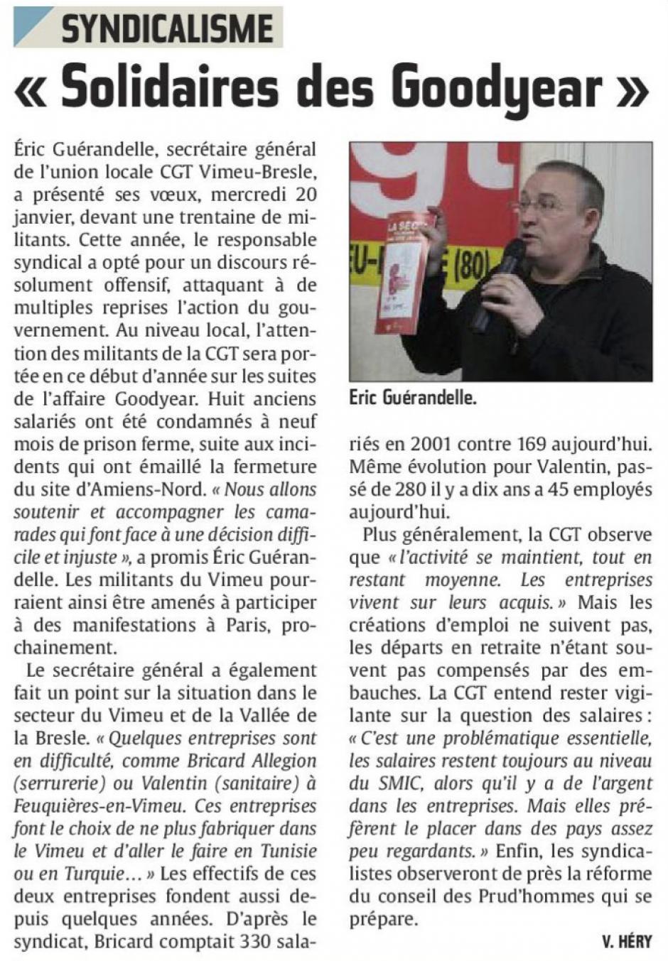 20160122-CP-Le Tréport-« Solidaires des Goodyear » [édition Picardie maritime]
