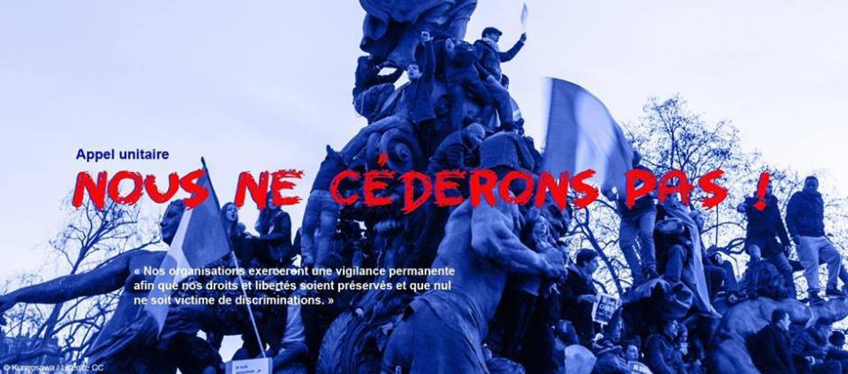 30 janvier, Beauvais - Rassemblement « Pour nous, c'est définitivement non ! »