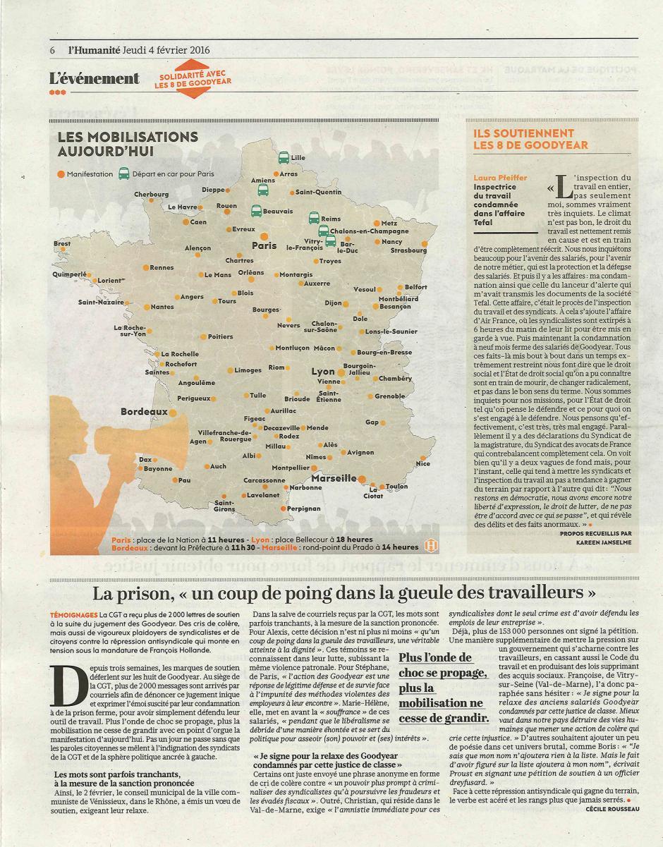 20160204-L'Huma-France-La prison, « un coup de poing dans la gueule des travailleurs »