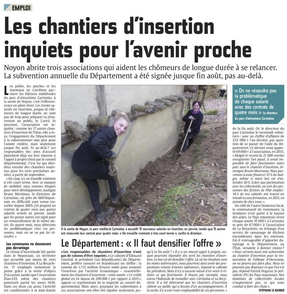 20160213-CP-Oise-Les chantiers d'insertion inquiets pour l'avenir proche