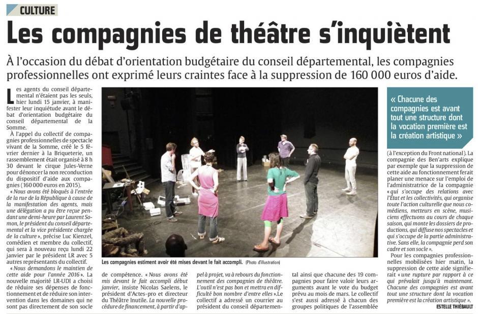 20160216-CP-Somme-Les compagnies de théâtre s'inquiètent [édition Amiens]