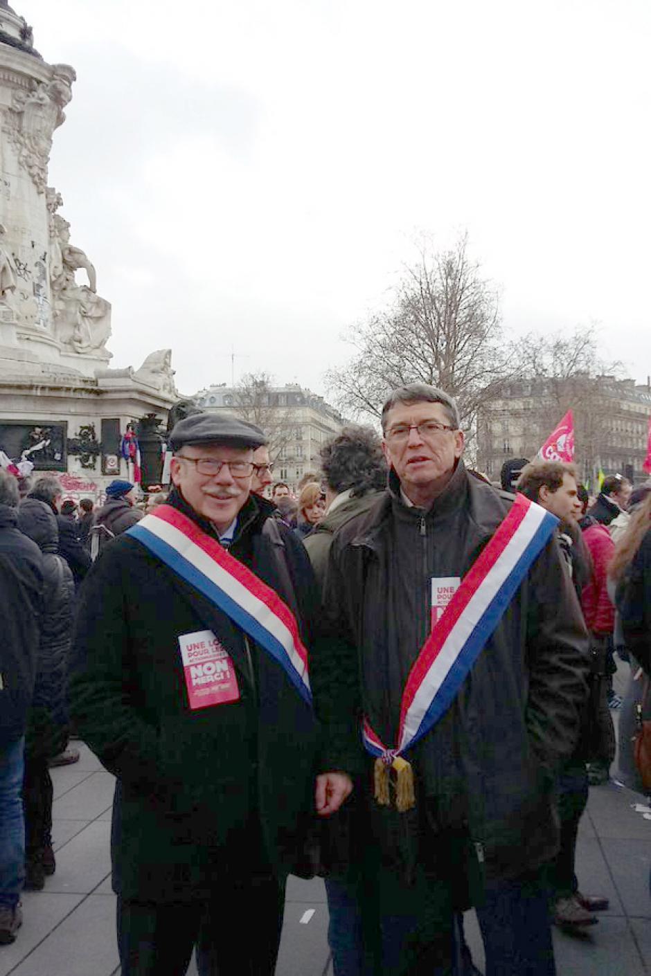 Retrait du projet de loi El Khomri ! Tous ensemble pour construire une alternative-Avec Jean-Pierre Bosino et Dominique Watrin - Paris, 9 mars 2016