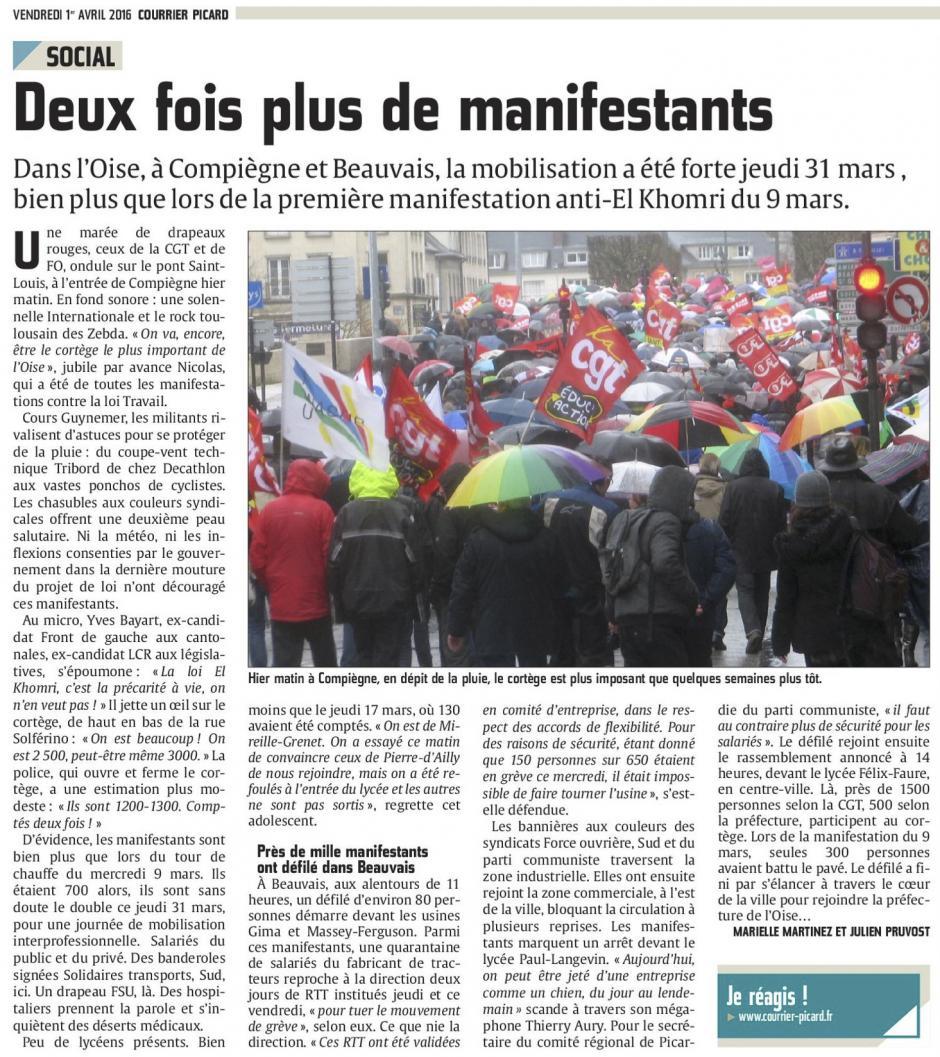 20160401-CP-Oise-Deux fois plus de manifestants