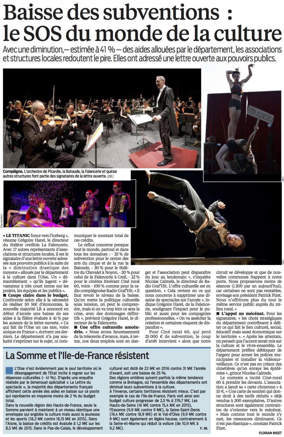 20160422-LeP-Oise-Baisse des subventions : le SOS du monde de la culture