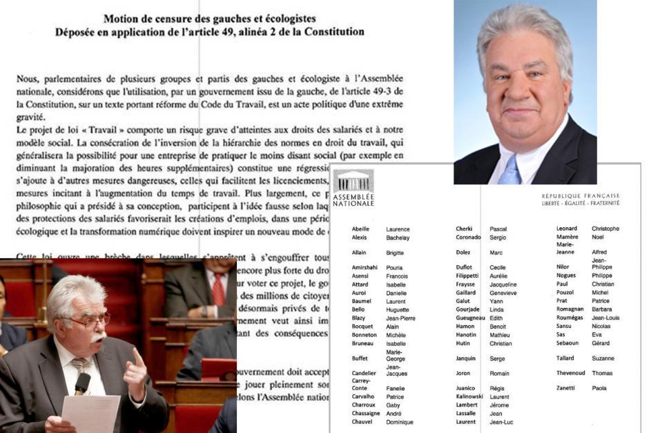 «Projet de loi El Khomri : rien n'est joué » - France, 13 mai 2016