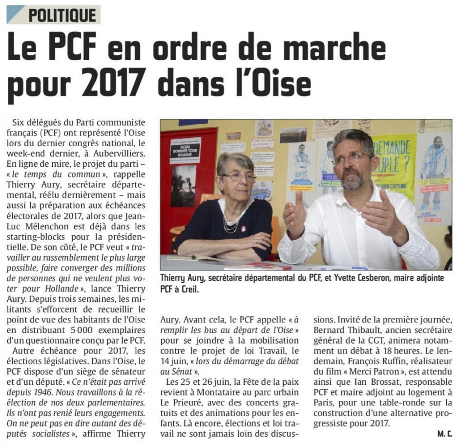 20160610-CP-Oise-Le PCF en ordre de marche pour 2017 dans le département