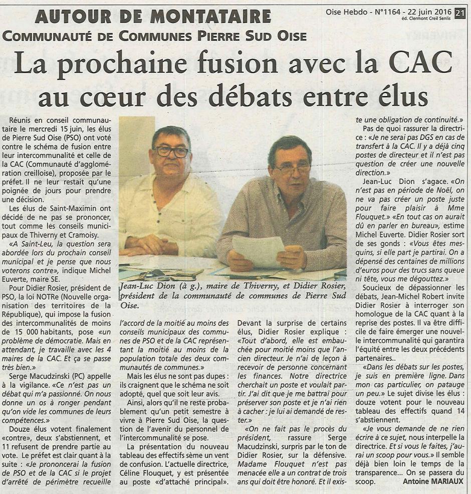 20160622-OH-Oise-La prochaine fusion avec la CAC au cœur des débats entre élus de PSO