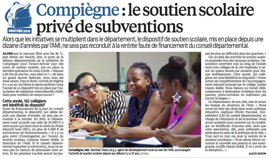 20160826-LeP-Compiègne-Le soutien scolaire privé de subventions
