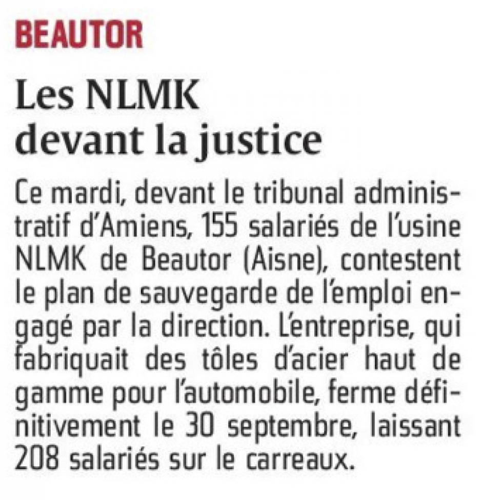 20160920-CP-Beautor-Les NLMK devant la justice