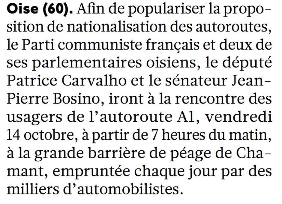 20161014-L'Huma-Oise-Action au péage de Chamant