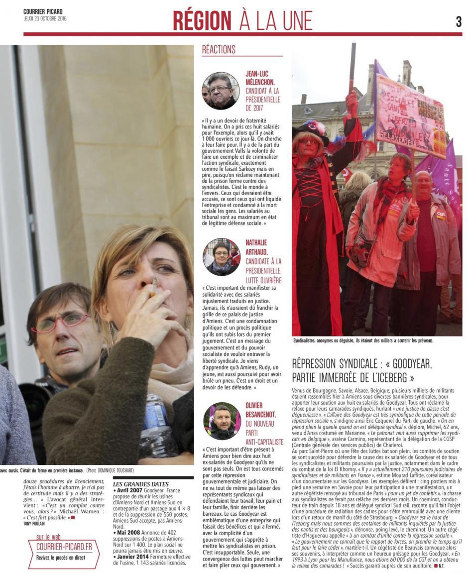 20161020-CP-Amiens-Goodyear : les réquisitions se dégonflent un peu