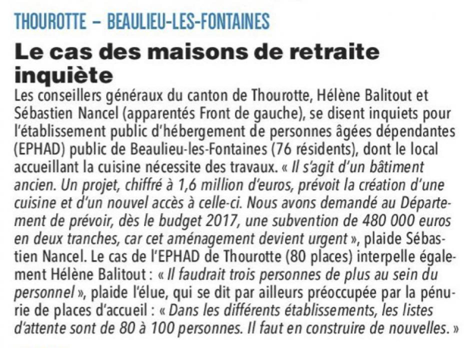 20161026-CP-Thourotte-Beaulieu-les-Fontaines-Le cas des maisons de retraites inquiète